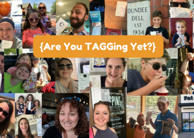 Are You TAGGing Yet?