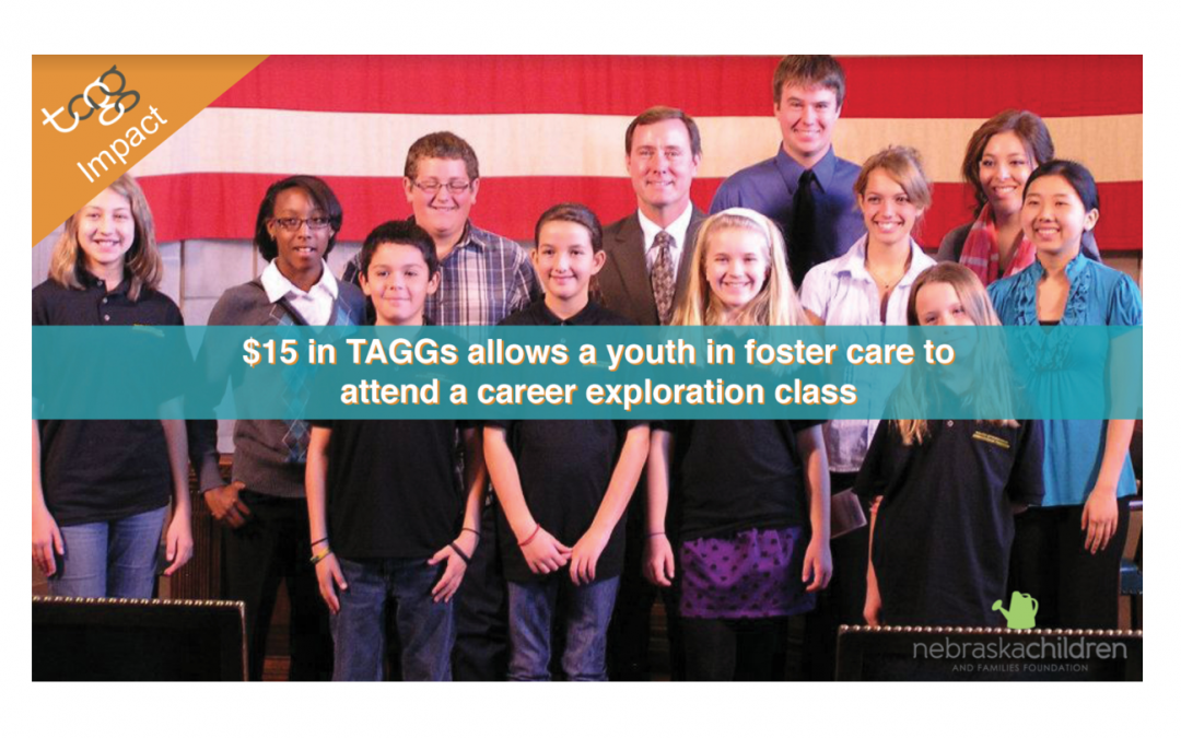 TAGG Impact: Nebraska Children and Families Foundation