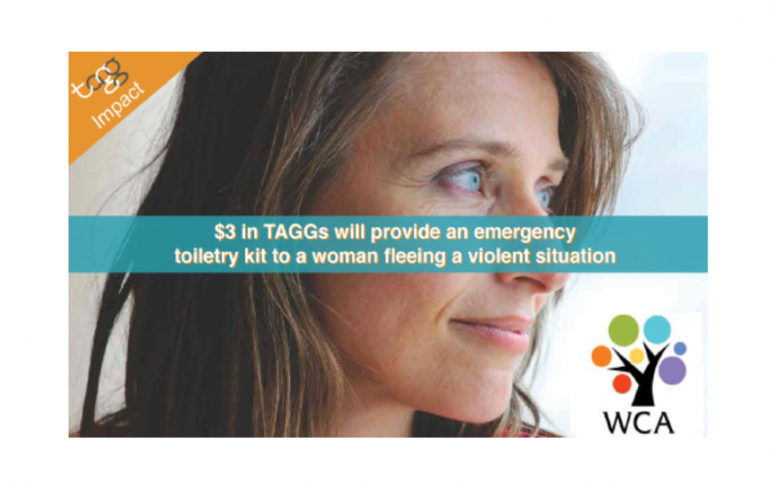 TAGG Impact: Women's Center for Advancement