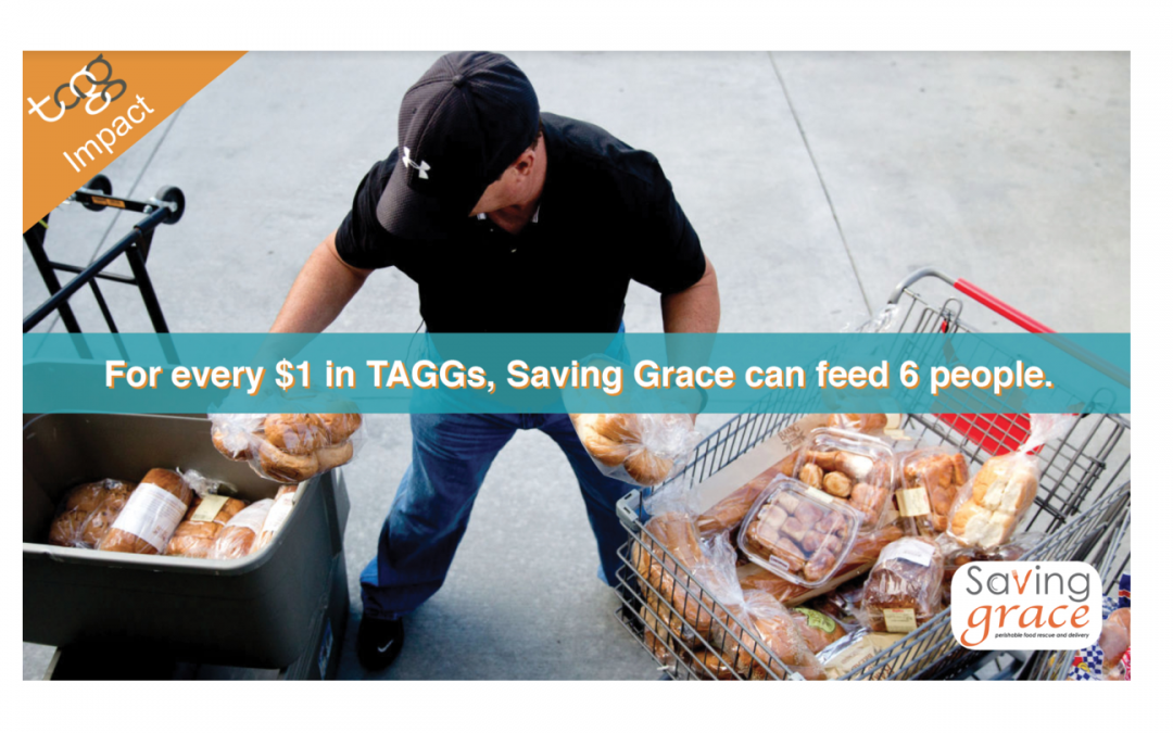 TAGG Impact: Saving Grace