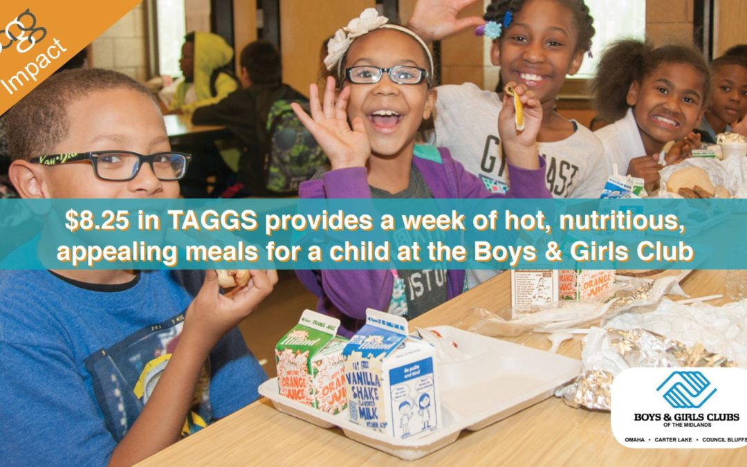 TAGG Impact: Boys & Girls Club