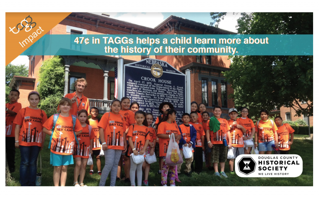 TAGG Impact: Douglas County Historical Society