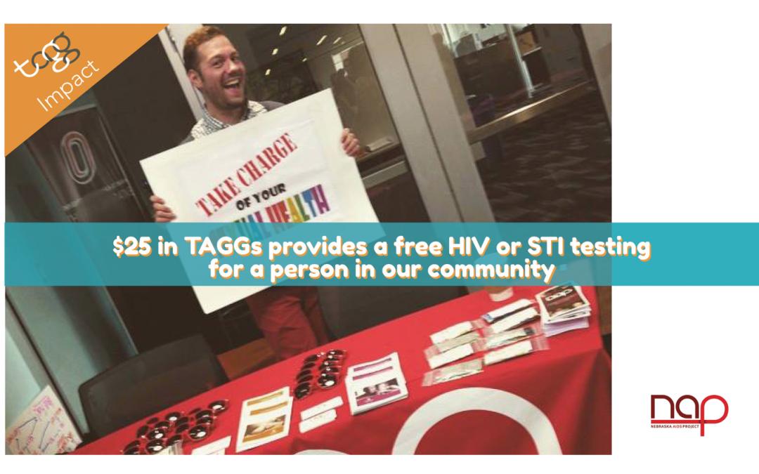 TAGG Impact: Nebraska AIDS Project
