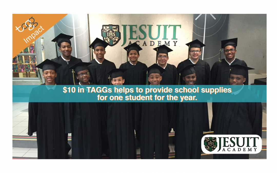 TAGG Impact: Jesuit Academy