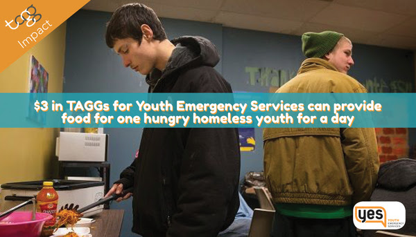 TAGG Impact: Youth Emergency Services (YES)