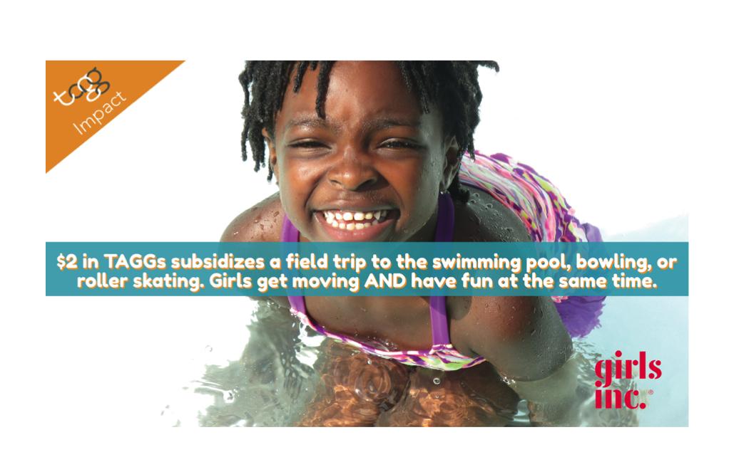 TAGG Impact: Girls Inc.
