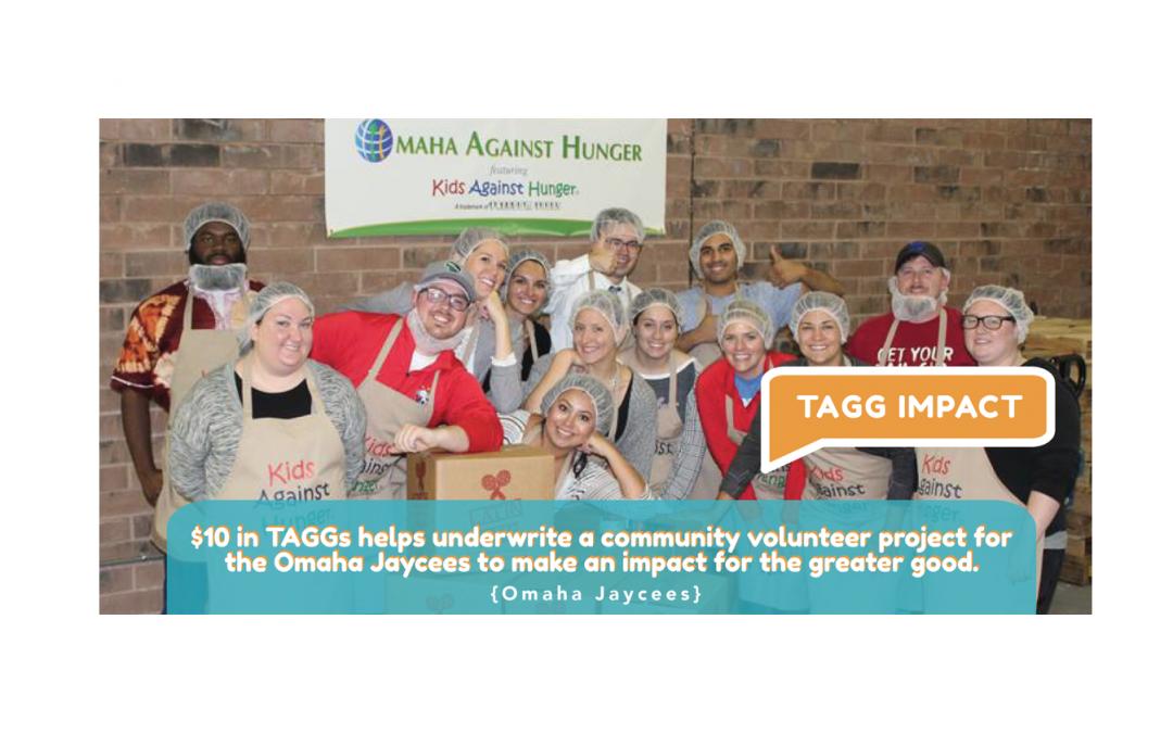 TAGG Impact: Omaha Jaycees