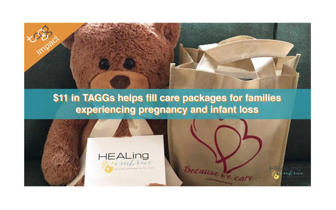 TAGG Impact: HEALing Embrace
