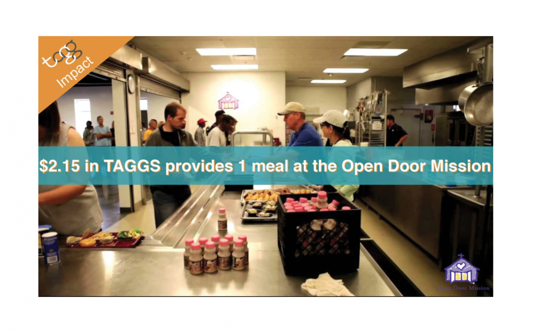 TAGG Impact: Open Door Mission