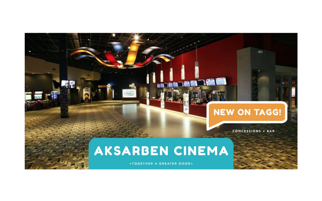 New Business: Aksarben Cinema