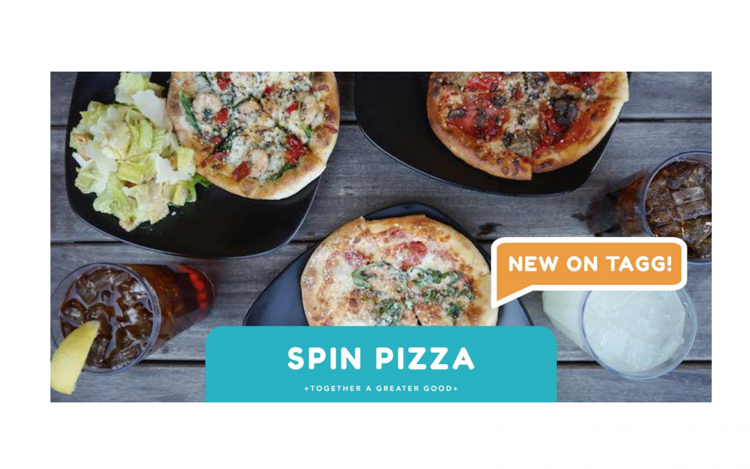 New Business: SPIN Pizza
