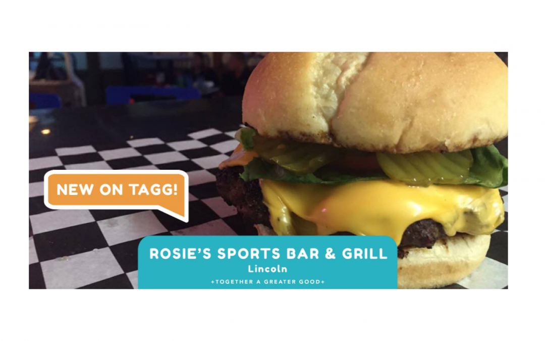 New Business: Rosie's Sports Bar & Grill