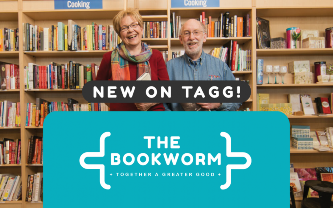 New Business: The Bookworm