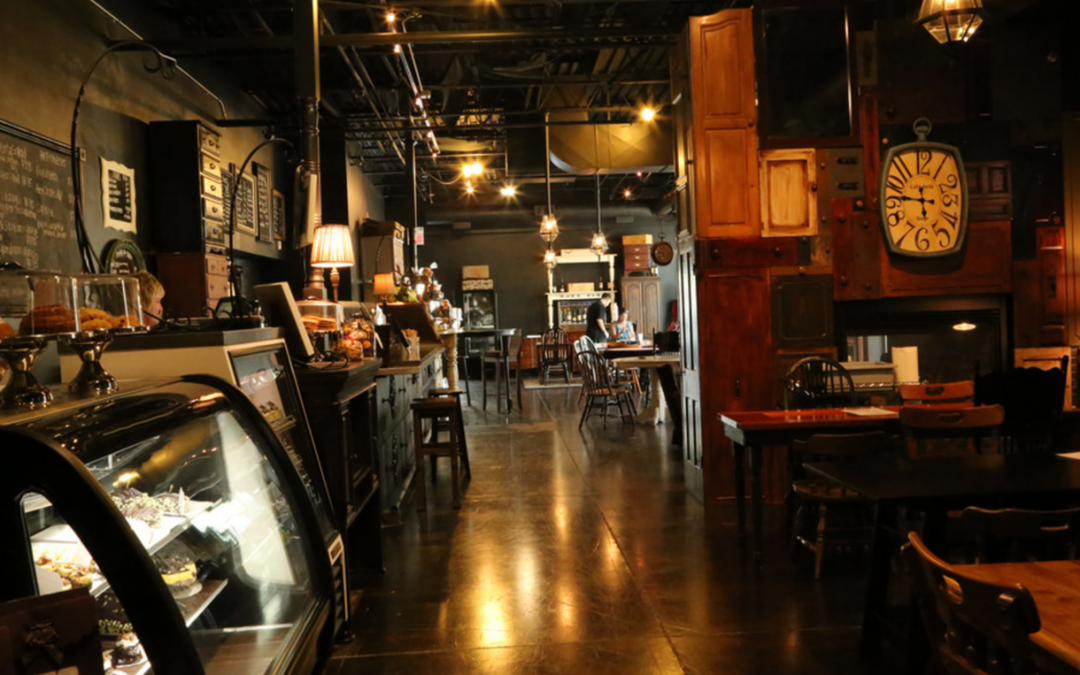 New Business: Stories Coffeehouse