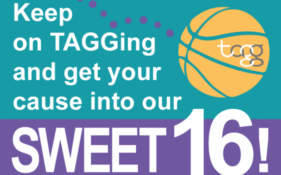 TAGG: March Madness Sweet 16