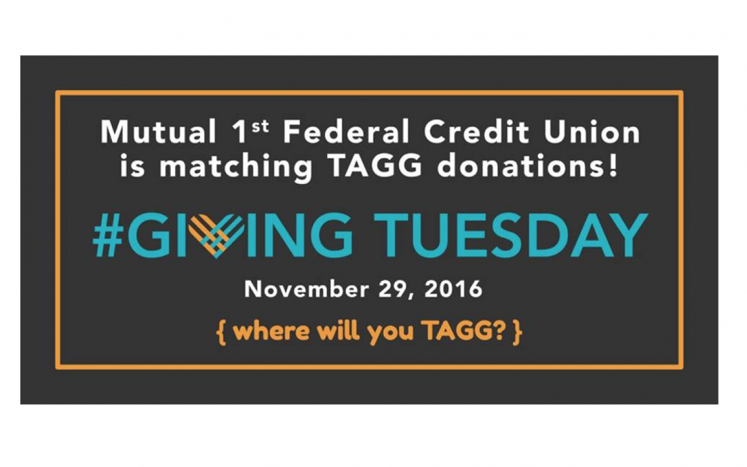 Giving Tuesday is Today