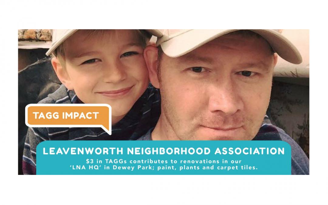 TAGG Impact: Leavenworth Neighborhood Association