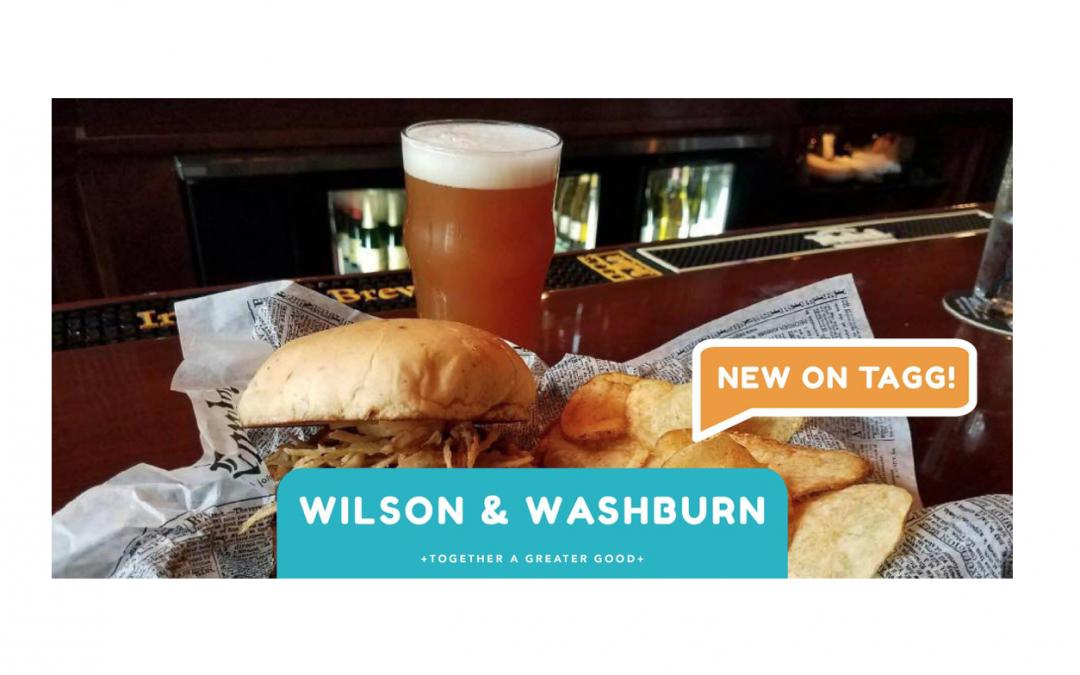 New Business: Wilson & Washburn