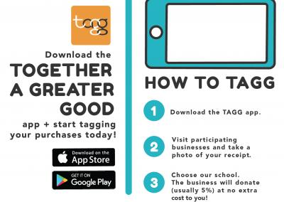 TAGG Steps