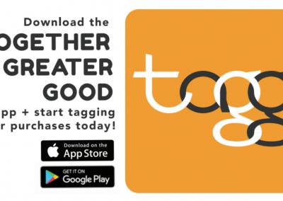 Right-Aligned TAGG Logo