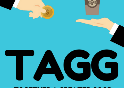TAGG Your Coffee