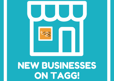 New Businesses on TAGG