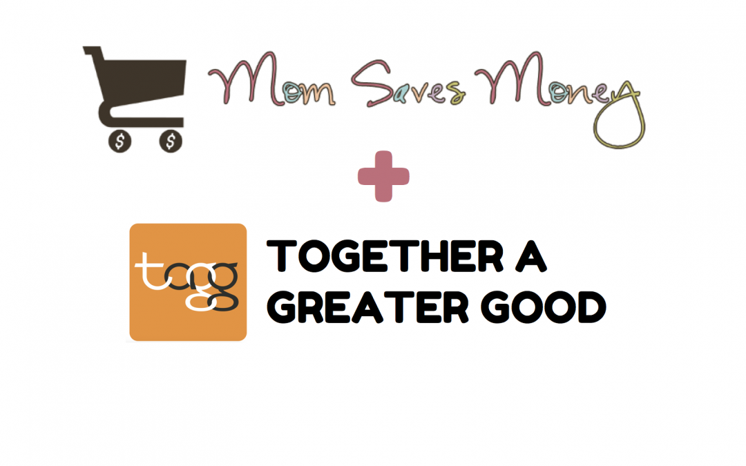 Mom Saves Money + TAGG
