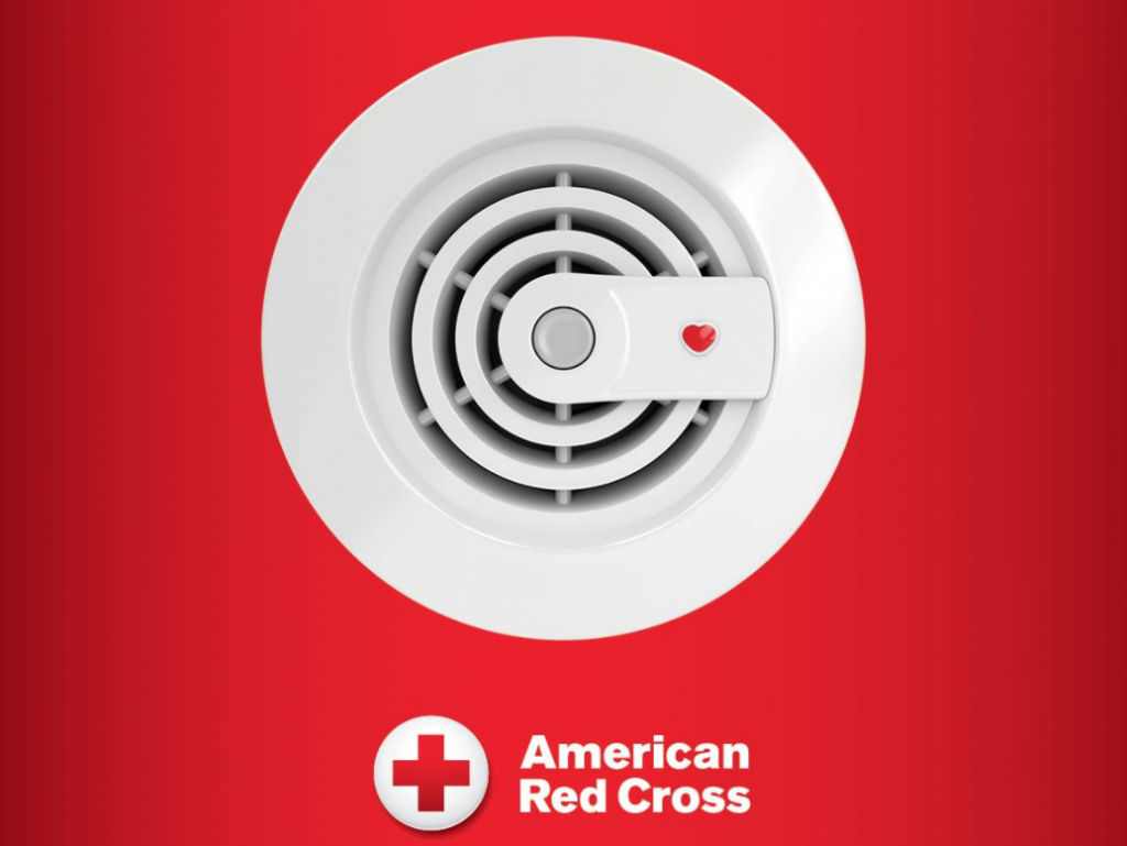 The American Red Cross is on a mission to ensure the safety of all people. (Photo provided by American Red Cross)