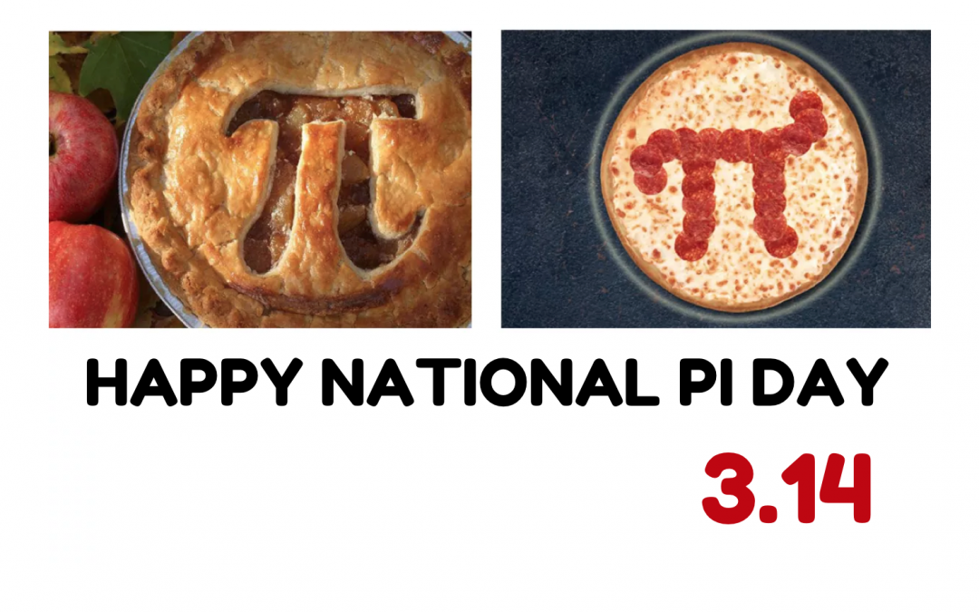 Happy National Pi Day