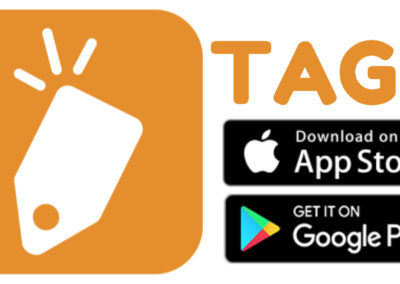 TAGG App Icon with Buttons JPG