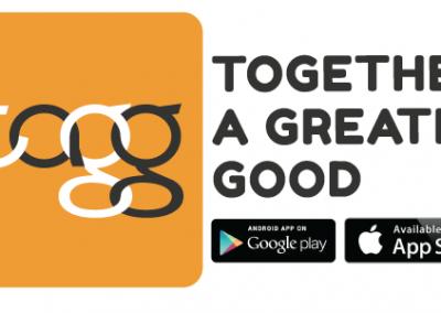 Left-Aligned TAGG Logo