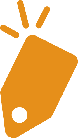 TAGG Orange Icon PNG