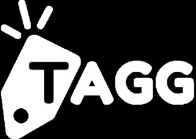 TAGG White Logo PNG